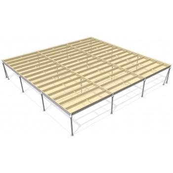 Wat is een magazijnvloer en waar worden ze voor gebruikt?