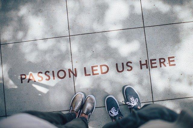 Je passie najagen? Of van je werk je passie maken?