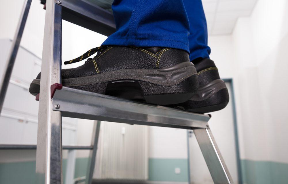 Werkschoen heren nodig?