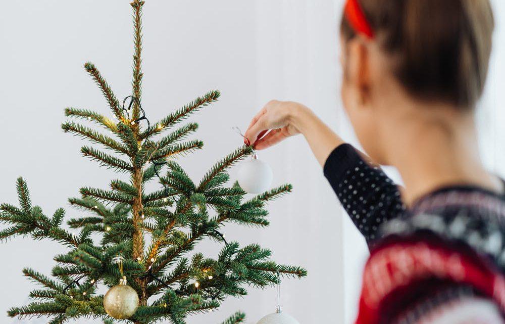 Onder de boom een kerstpakket
